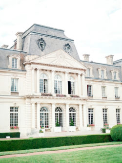 Luxury venue Loire valley